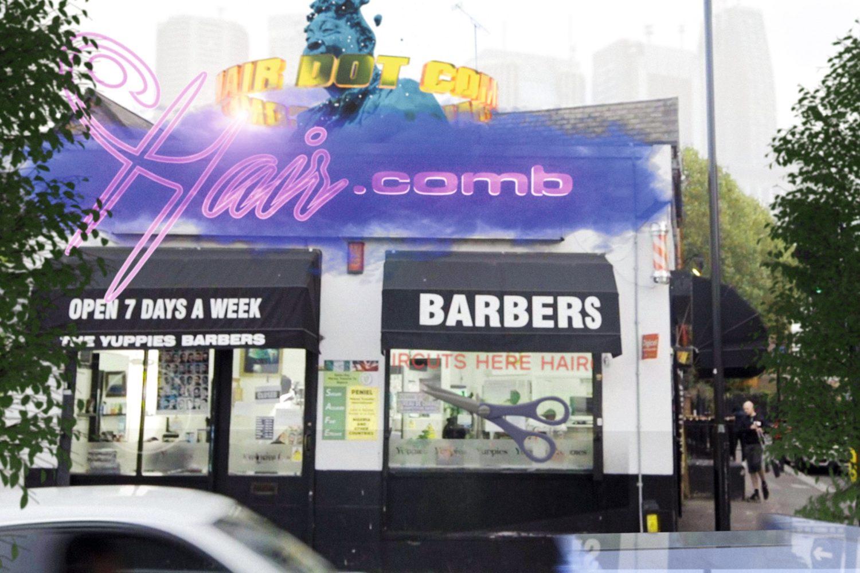 HAIR.COMB - Dazed Beauty